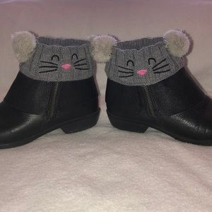 Kitty Boot Toppers
